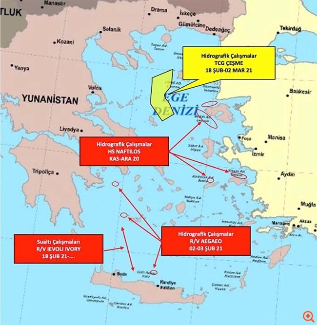 Τουρκία: Η Ελλάδα συνεχίζει την αδιάλλακτη στάση της