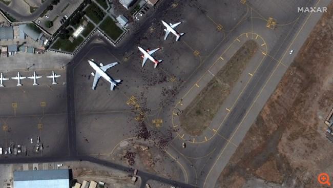 Αεροδρόμιο Καμπούλ 16.08.2021