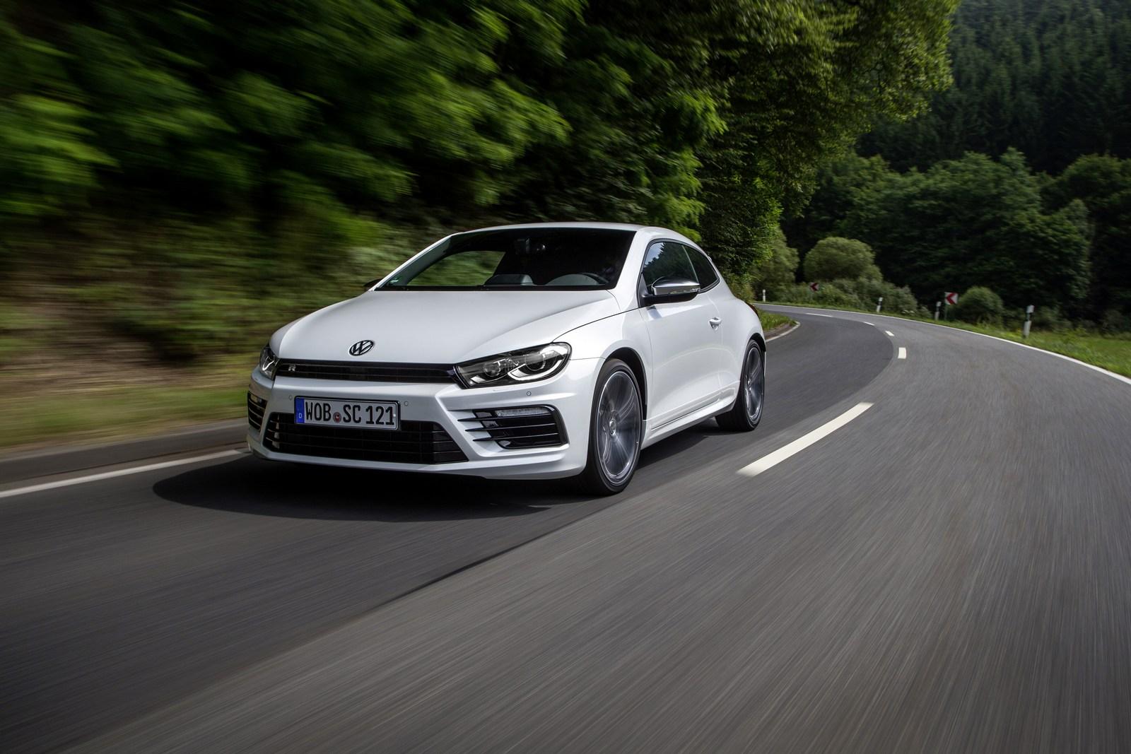 Η VW σταματάει την παραγωγή του Scirocco