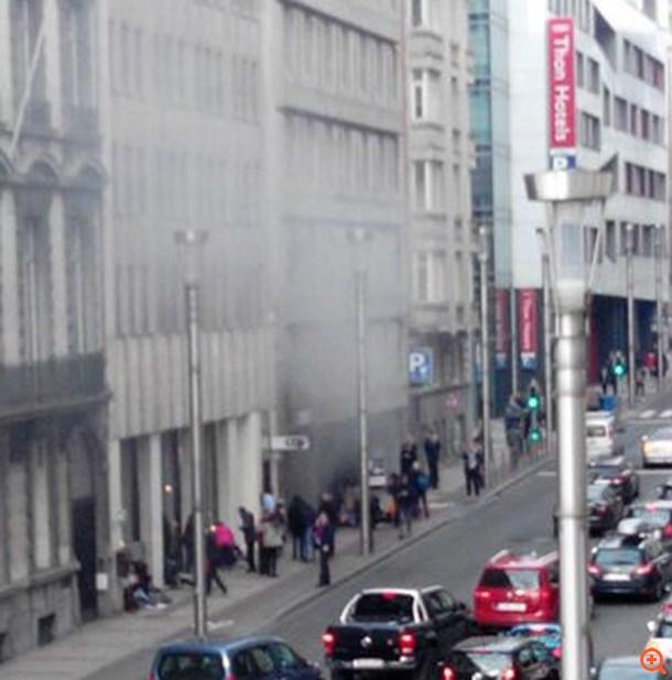 Πολύνεκρα Χτυπήματα Στις Βρυξέλλες - εικόνα 2