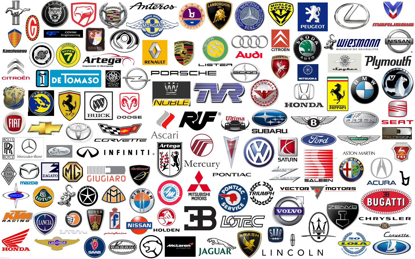 Car Logos With Names >> Η ερμηνεία πίσω απο τα σήματα των εταιριών αυτοκινήτου