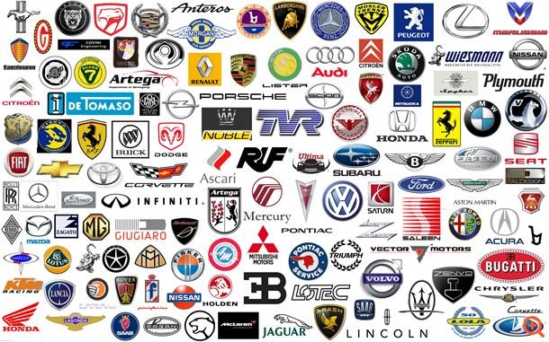 Η ερμηνεία πίσω απο τα σήματα των εταιριών αυτοκινήτου