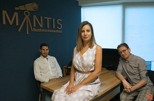 Mantis Business Innovation: Η startup που δημιούργησε το Εθνικό Μητρώο Νεοφυών Επιχειρήσεων