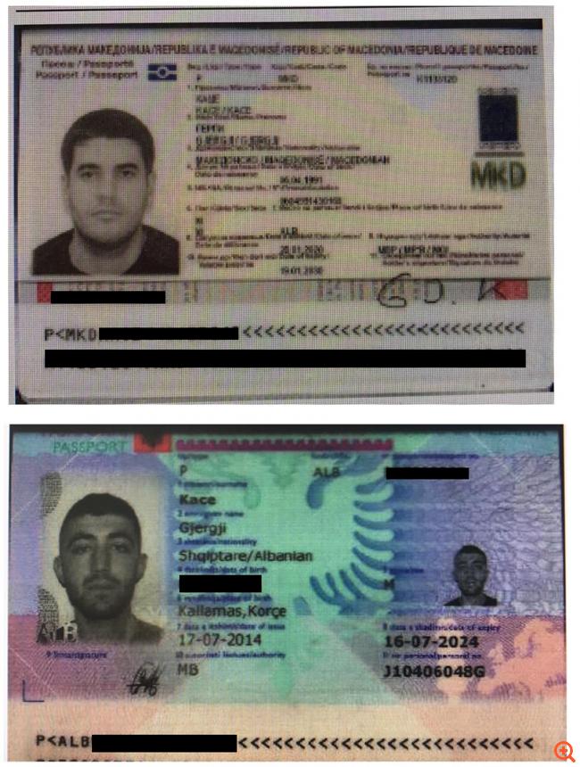 Διαβατήρια σε μαφιόζους μέσω… υπουργείου στη Β. Μακεδονία