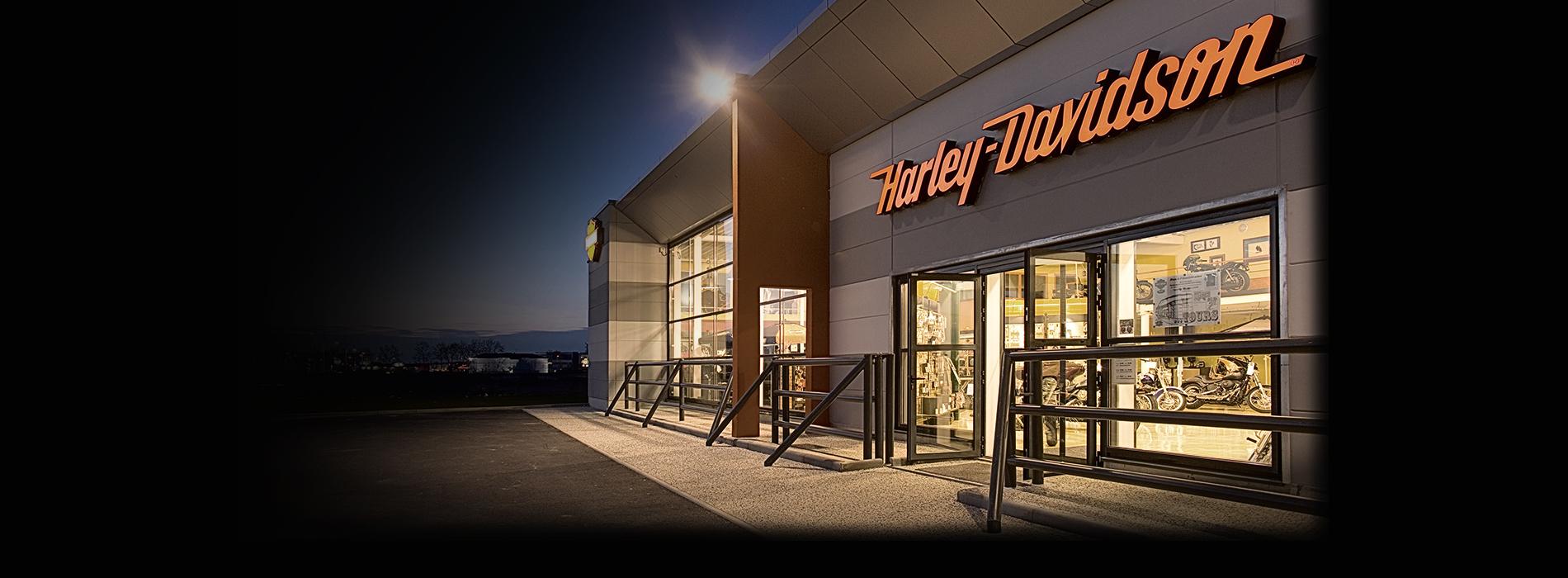 Η Harley-Davidson® αναζητά νέους αντιπροσώπους στην Ελλάδα 8f72ec1cbb4