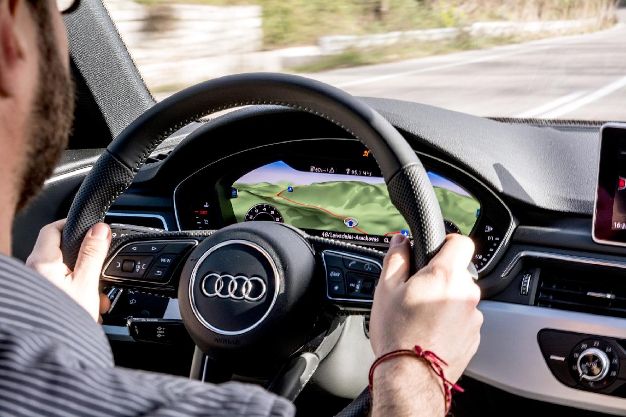 Audi A4 Delphi 20