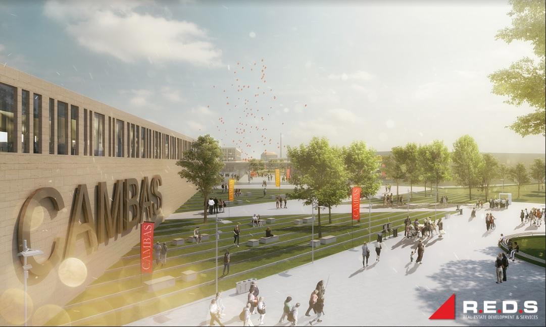 Τι σχεδιάζει η Reds για το Kambas project