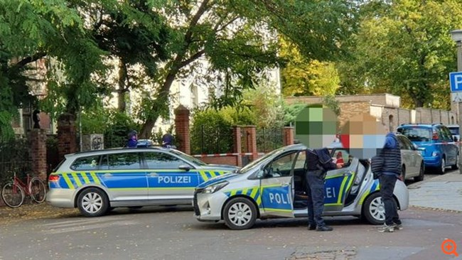 Γερμανία: Δύο νεκροί από πυρά ενόπλων κοντά σε συναγωγή στο Χάλε