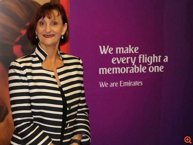 Καριέρα αεροσυνοδού στην Emirates προτιμούν γιατροί και δικηγόροι