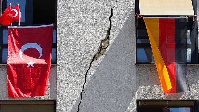 Νέα κρίση στις γερμανοτουρκικές σχέσεις;