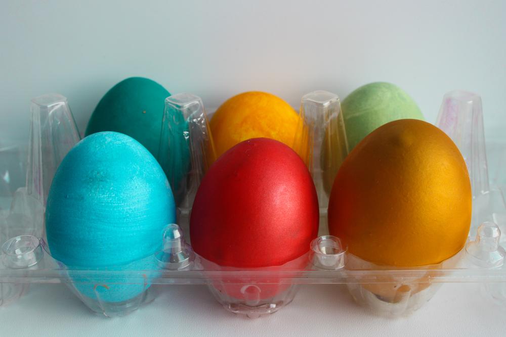 Τι να προσέξετε αν αγοράσετε βαμμένα αβγά