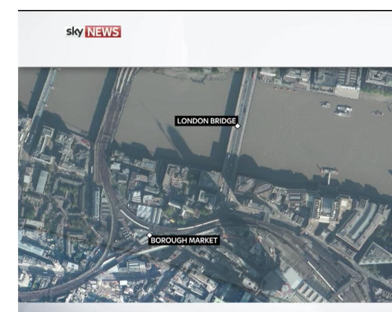 λονδίνο γέφυρα χτύπημα