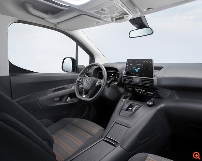 Πρεμιέρα για το νέο Opel Combo-e Life