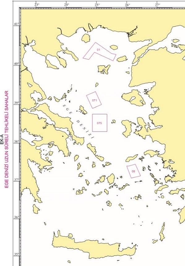 Κλιμάκωση της έντασης στο Αιγαίο σχεδιάζει ο Ερντογάν