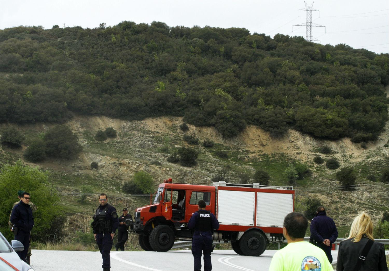 Συντριβή ελικοπτέρου στην Ελασσόνα - Τέσσερις νεκροί, μία επιζήσασα