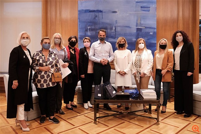 Κ. Μητσοτάκης: Δωρεάν μαστογραφία, ανά δύο έτη, για όλες τις γυναίκες άνω των 49 ετών