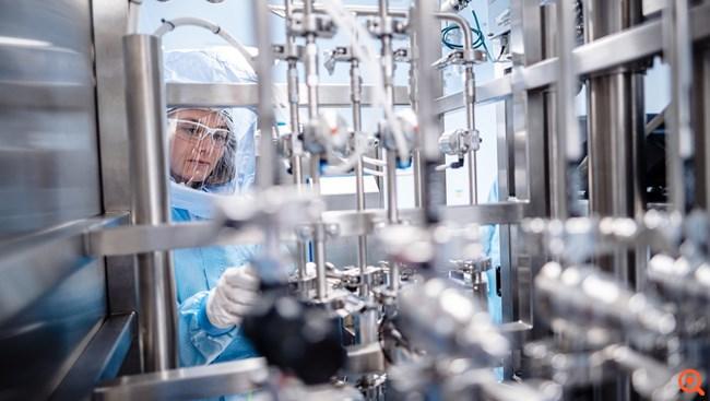 mRNA Lab BioNTech 08.04.2021