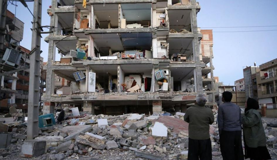 σεισμός ιράκ