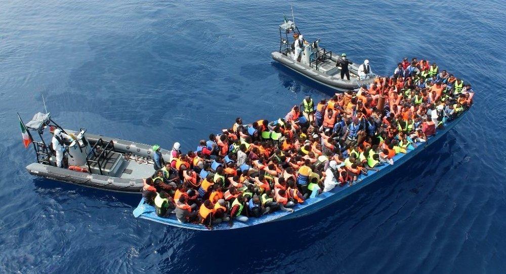 επιχείρηση σοφία πρόσφυγες