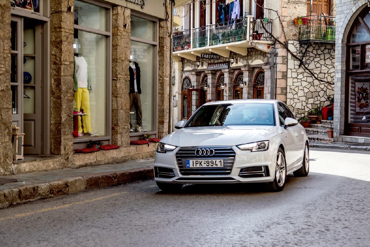 Audi A4 Delphi 11