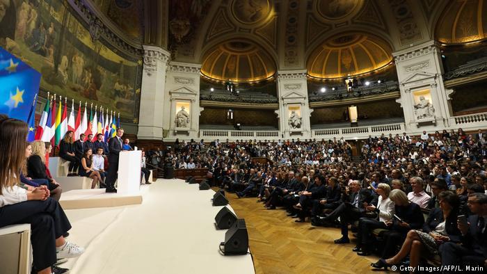 Τι απέγινε με την επανίδρυση της Ευρώπης;