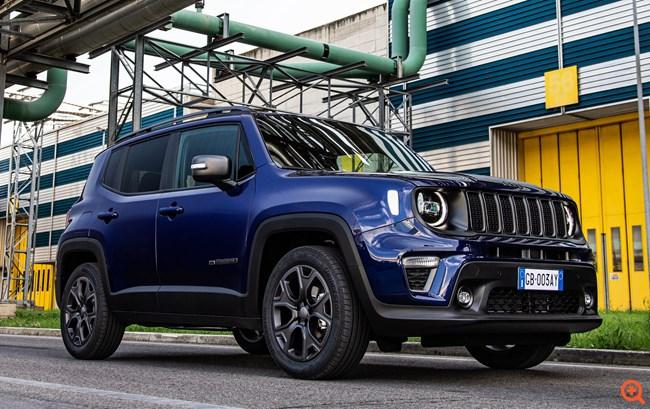 Το ανανεωμένο Jeep Renegade στην Ελλάδα
