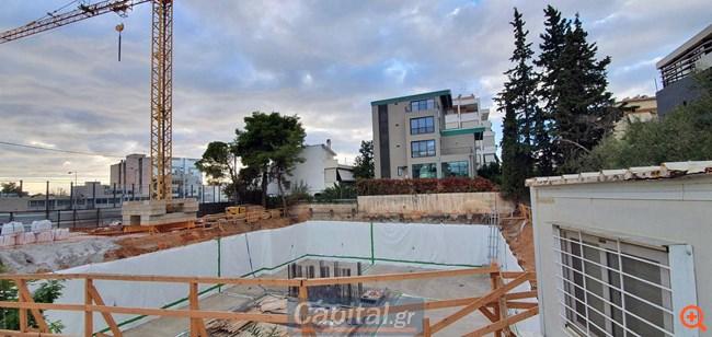 Σαράντης_κτήριο γραφείων_Αμαρουσίου Χαλανδρίου