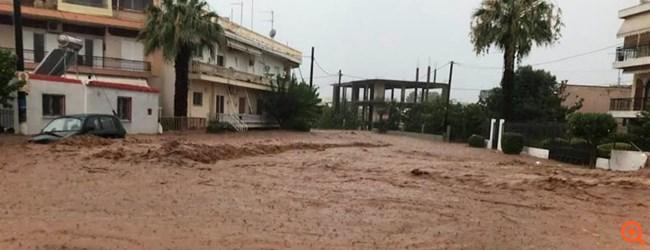 Τραγωδία στην Εύβοια με 7 νεκρούς, έναν αγνοούμενο και εικόνες καταστροφής
