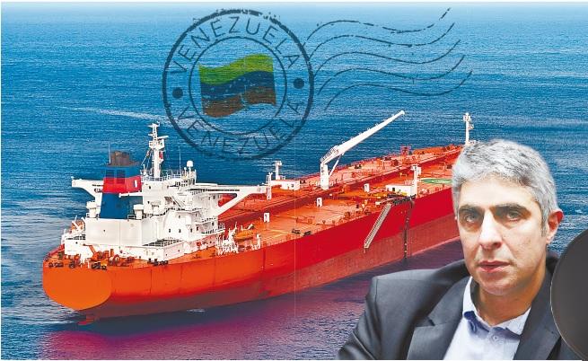 """Ο εξάδερφος και το πετρέλαιο - """"γράσο"""" της Βενεζουέλας"""