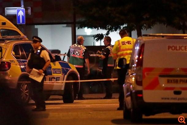 λονδίνο τέμενος επίθεση