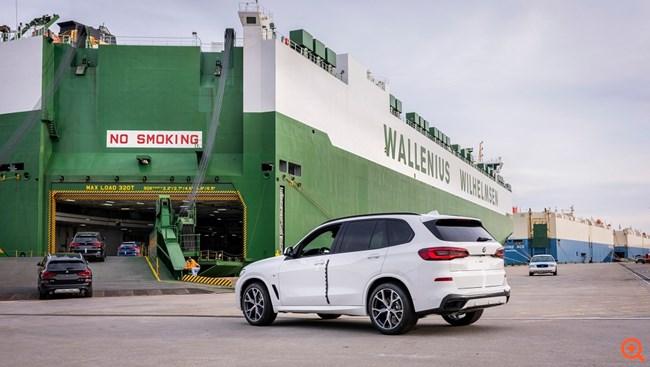 BMW Group: O μεγαλύτερος εξαγωγέας οχημάτων στις ΗΠΑ το 2020
