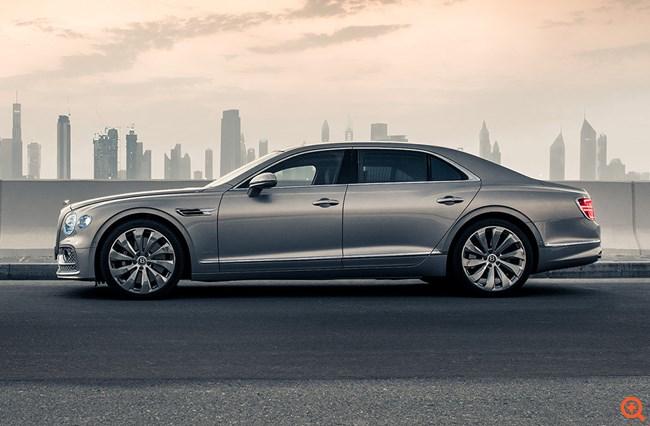 Ρεκόρ πωλήσεων για την Bentley το 2020