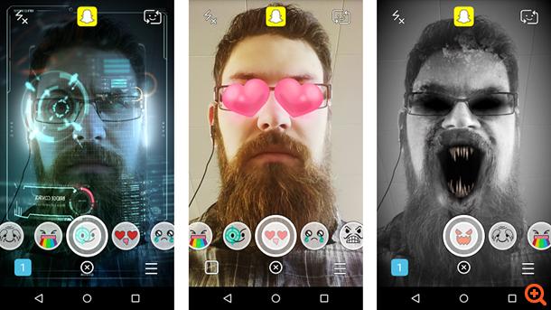 "Facebook vs Snapchat: Η ""μητέρα των μαχών"" της τεχνολογίας"