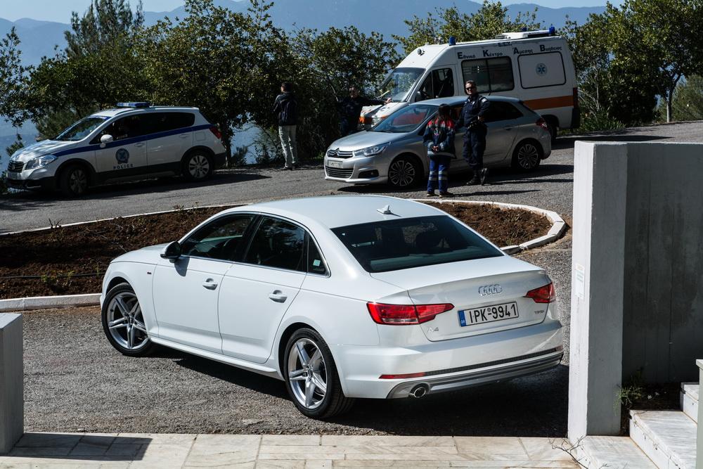 Audi Delphi 100