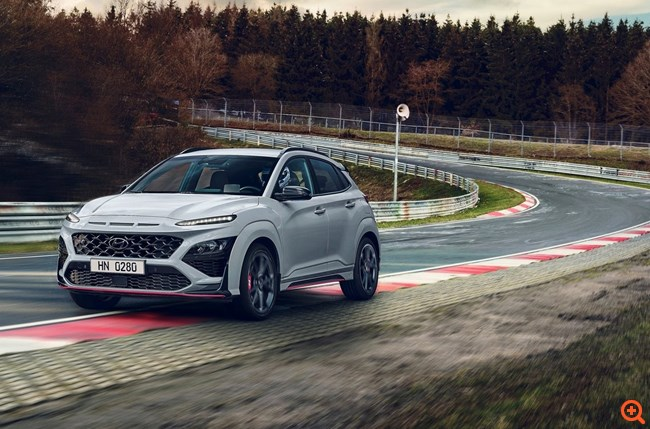 Το νέο Hyundai Kona N