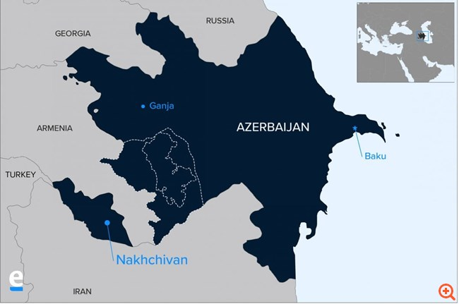 Η Τουρκία φτιάχνει αγωγό αερίου προς θύλακα του Αζερμπαϊτζάν για να... καλοπιάσει τις ΗΠΑ