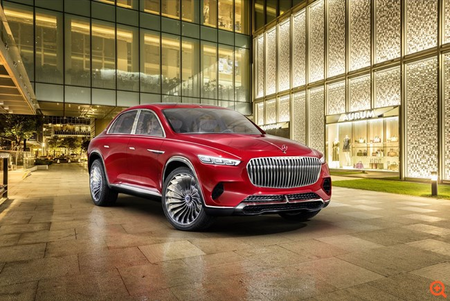 Vision Mercedes-Maybach Ultimate Luxury (vid.)