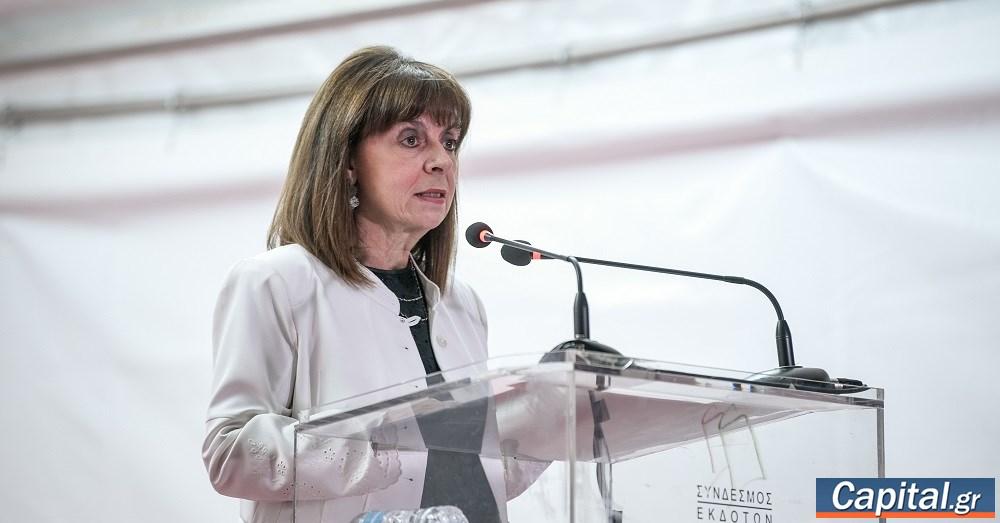 Η ΠτΔ θα συναντηθεί με την ελληνική αποστολή που έλαβε μέρος στους Παραολυμπιακούς Αγώνες στο Τόκυο