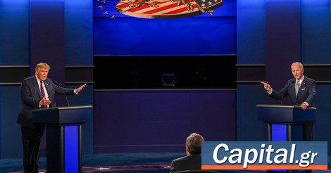 """Ο Τζο Μπάιντεν καταδικάζει την """"απίστευτη ανευθυνότητα"""" του Ντόναλντ Τραμπ"""