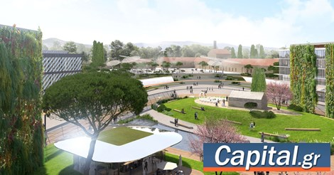 Cambas Park από την REDS – Επένδυση ορόσημο