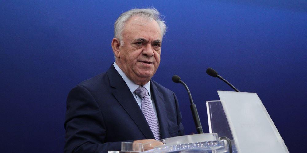 Ι. Δραγασάκης: Αύριο αρχίζουμε έναν ακόμη αγώνα για την προοπτική της χώρας