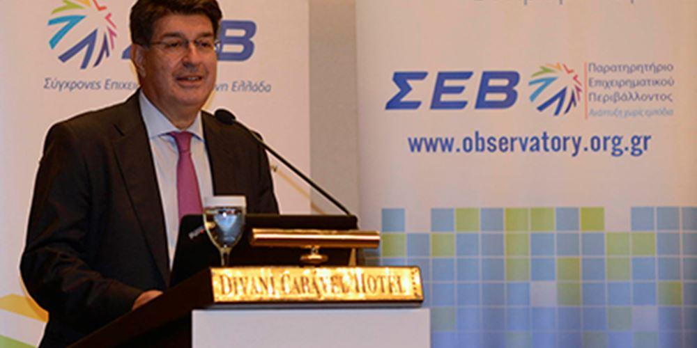 Θ. Φέσσας: Ο στόχος υψηλότερων ρυθμών ανάπτυξης απαιτεί εμπνευσμένες και ικανές ηγεσίες