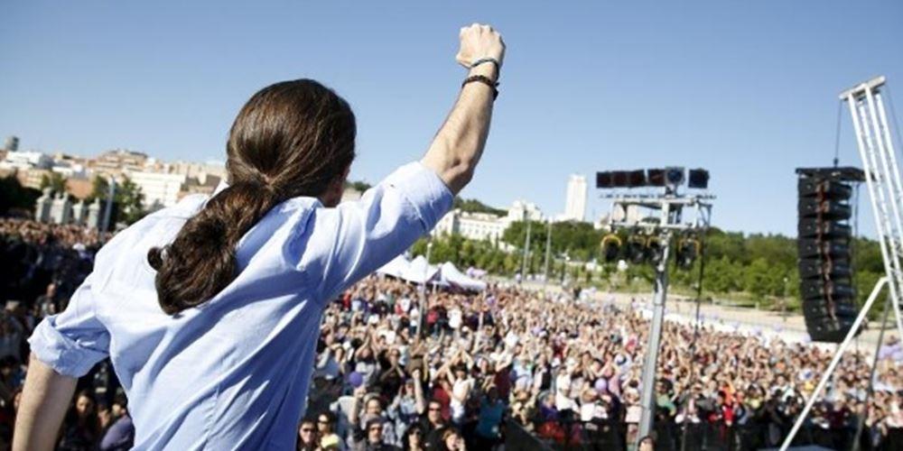 Η σιωπή του Πάμπλο Ιγκλέσιας για την κατάρρευση των Podemos