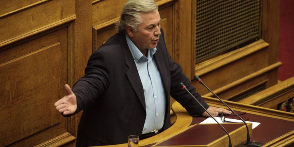 Διαγράφηκε ο Θ. Παπαχριστόπουλος - Τέλος η Κοινοβουλευτική Ομάδα των ΑΝΕΛ