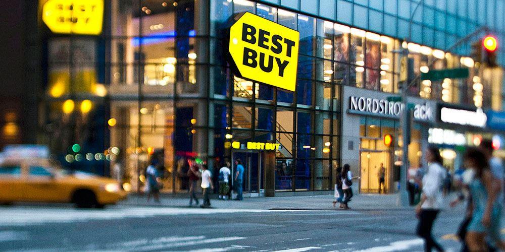 Best Buy: Καλύτερα των προσδοκιών τα κέρδη α΄ τριμήνου