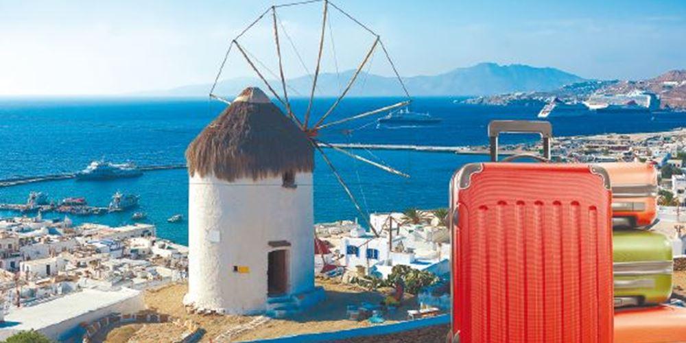Αύξηση τουριστικών αφίξεων και εισπράξεων τους πρώτους μήνες του 2019