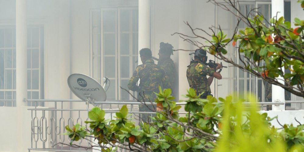 Σρι Λάνκα: Τουλάχιστον 15 νεκροί σε επιχείρηση της αστυνομίας κατά τζιχαντιστών