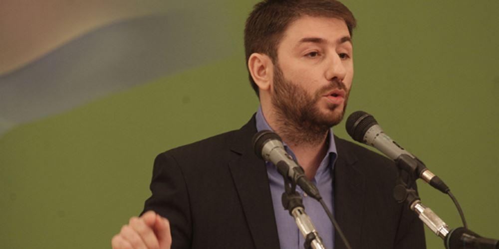 """Ν. Ανδρουλάκης: ΣΥΡΙΖΑ και ΝΔ θέλουν να """"εθνικοποιήσουν"""" τις ευρωεκλογές"""