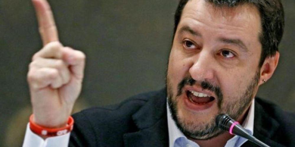Σε χαλάρωση των δημοσιονομικών κανόνων μετά τις ευρωεκλογές ελπίζει ο Σαλβίνι