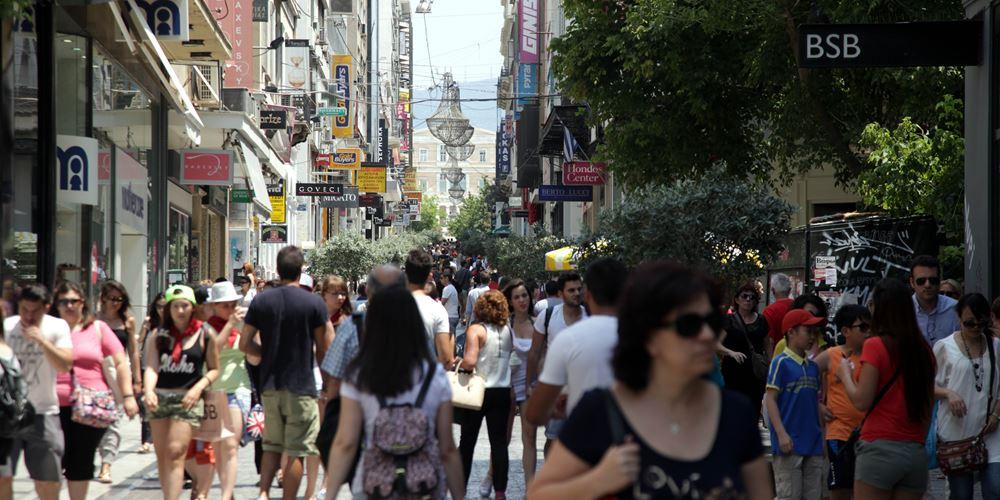 Η Ερμού, 15ος πιο ακριβός εμπορικός δρόμος το 2018